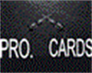 PRO. CARDS